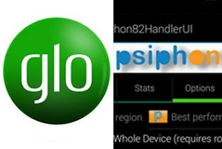 Setting For Glo N0.00 Unlimited Free Browsing Via Psiphon