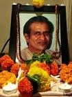 Kishori Shahane father
