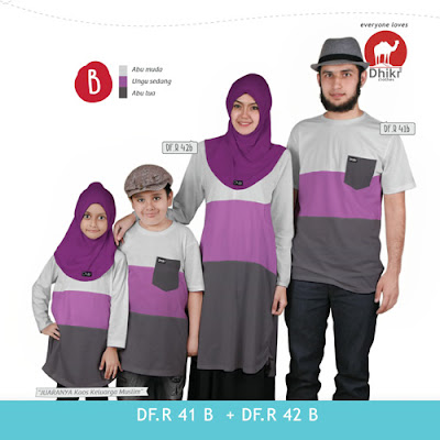 kaos dhikr couple