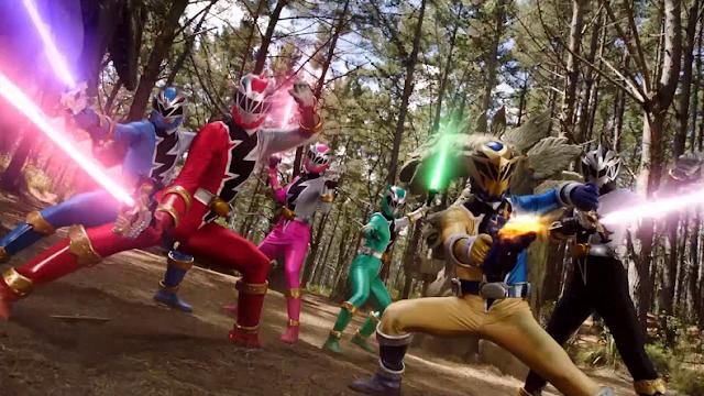 Episódios restantes de Power Rangers Dino Fury devem entrar na Netflix dos EUA em Outubro