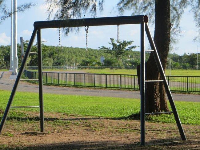 парк в краби таун кольца