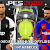 PES 2020 PPSSPP Android Offline 400MB Best Graphics New Face Kits & Transfers Update