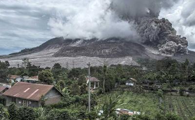 5 Bencana yang Berdampak pada Sektor Wisata di Indonesia