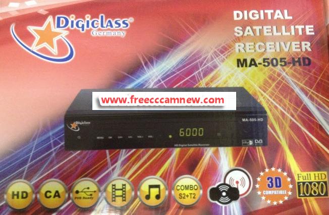 ملف قنوات جهاز DIGICLASS MA-505 HD بجودة عالية,ملف قنوات جهاز ,DIGICLASS MA-505 HD, بجودة عالية,