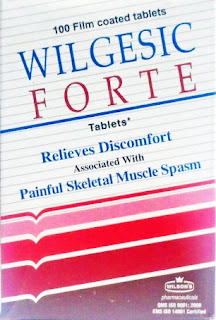 Wilgesic Forte Tablet