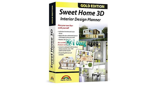 تحميل برنامج Sweet Home 3D 2021 كامل مع التفعيل