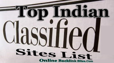 Free Classified Sites in India