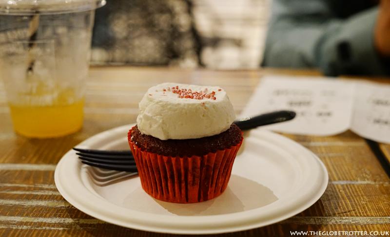 Red Velvet Cupcake at by CHLOE