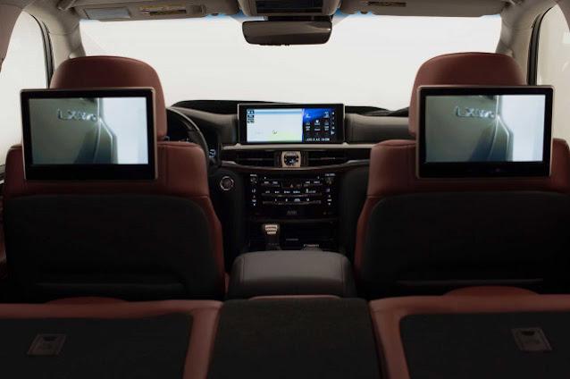 2020 Lexus LX Review
