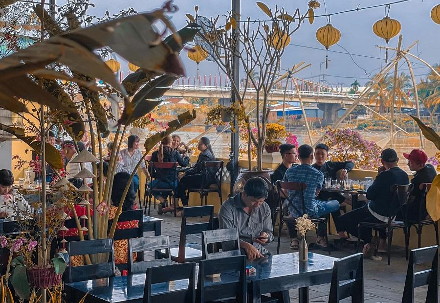 quán Cafe Hoa Gạo Sa Đéc