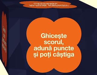coduri castigatori concurs orange Ghiceste scorul sezonul 10 2020