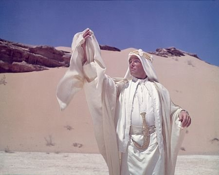 Peter O'Toole Lawrence of Arabia movieloversreviews.filminspector.com