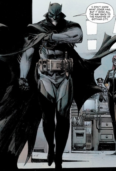 En 'Batman: White Knight', el Caballero Oscuro era el villano