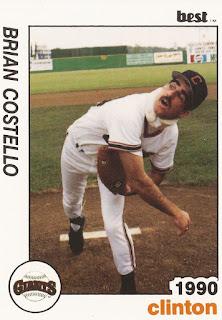 Brian Costello, Sports Medicine – 12