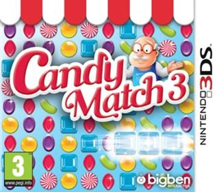 Rom Candy Match 3 3DS