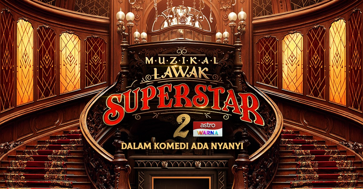 Muzikal Lawak Superstar 2(2020)