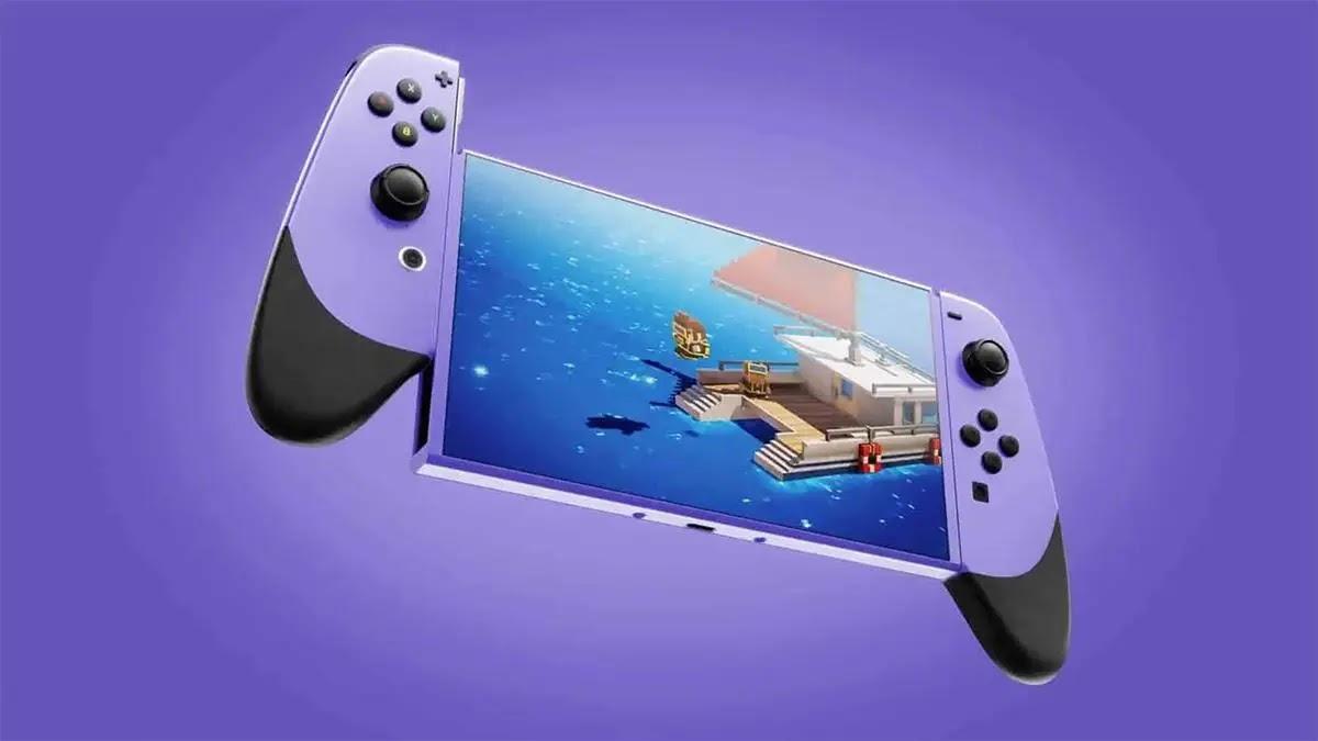 Nintendo Switch Pro, Nintendo Switch, New Nintendo Switch Pro, News Nintendo Switch Pro, News Console Nintendo Switch Pro