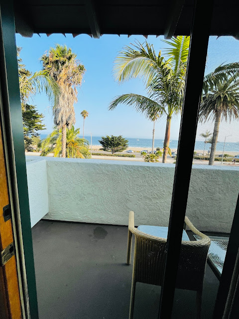 Mar Monte Hotel King Bed Balcony Ocean View Room