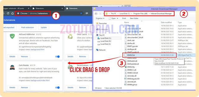 2 Cara Pasang IDM di Google Chrome Terbaru! (Install Ekstensi IDM)