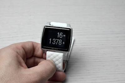 Widgets saludables reloj bascula