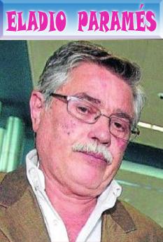 f9c204baf3677 Este es otro de esos casos de celtismo que me han sorprendido . Eladio  Parames nació en Lisboa ( Portugal ) el 1 de Enero de 1949 y es conocido  por ser ...