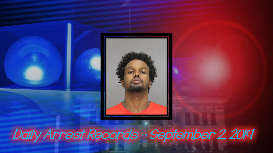 Green Bay Crime Reports: Daily Arrest Records - September 2