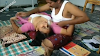TELUGU COUPLE SEX IN HOME IN SAREE