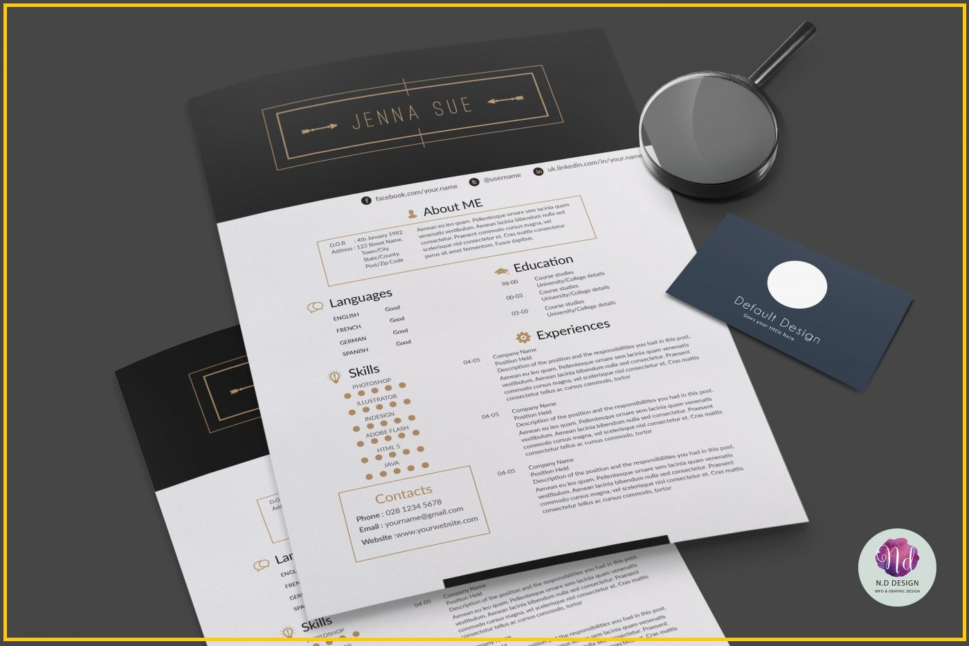 Free Modern Resume Templates Microsoft Word Modern Resume Template - Free invoice template microsoft japanese clothing stores online
