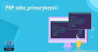 PHP odbc_primarykeys() Function