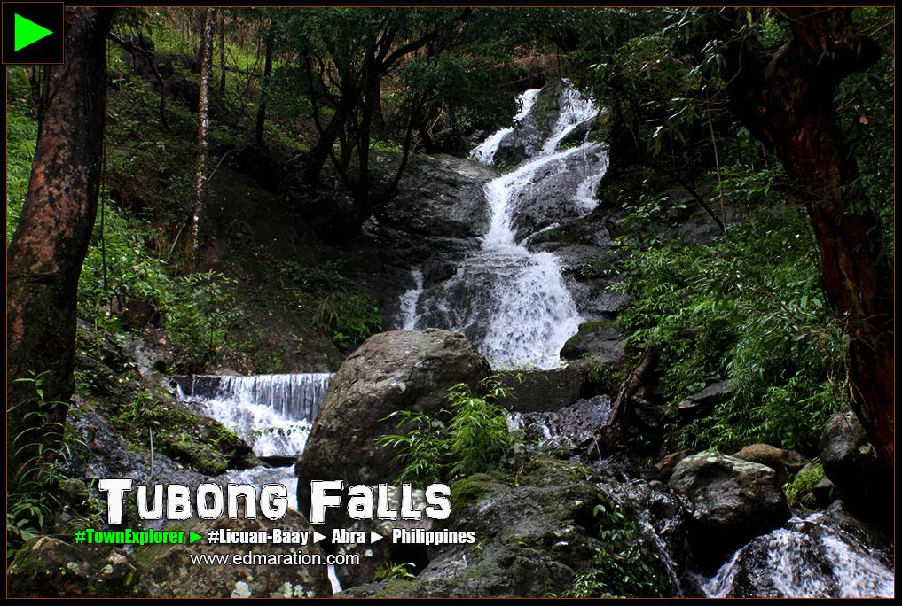 TUBONG FALLS, LICUAN-BAAY