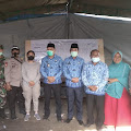 *Bupati dan wakil Bupati Dompu monitoring Pilkades serentak di Kabupaten Dompu*_
