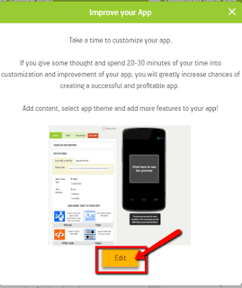 Cara Cepat Membuat aplikasi dan game Android tanpa bahasa pemerograman