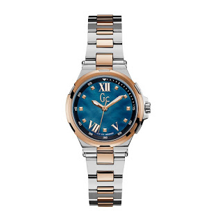 Guess Collection Gc Structura Lady Metal Mini Y33001L7