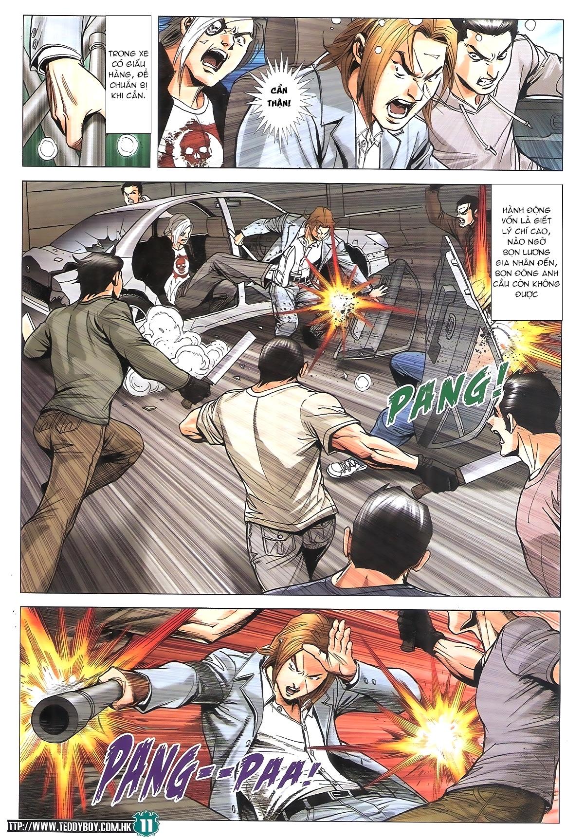 Người Trong Giang Hồ chapter 1906: tam anh chiến song hổ trang 10
