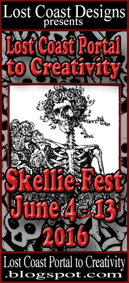 http://lostcoastportaltocreativity.blogspot.com/2016/06/day-1-of-skellie-fest-skull.html