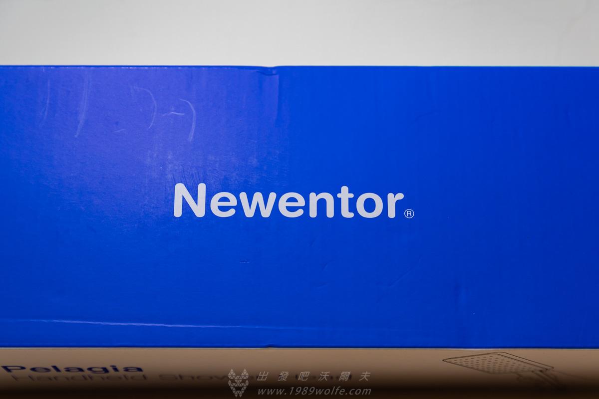 Newentor六段加壓式淋浴蓮蓬頭