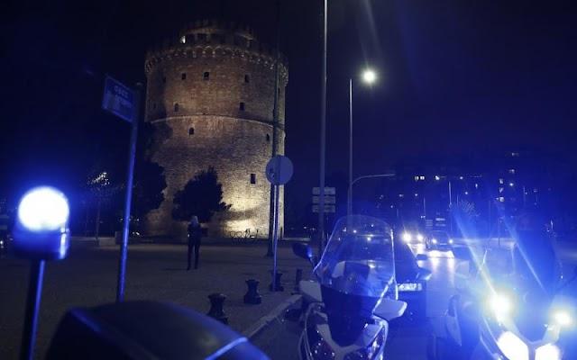 Η «σκιά» απαγόρευσης κυκλοφορίας πλανάται πάνω από τη Θεσσαλονίκη