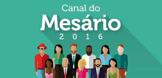 Começa no dia 13 convocação de mesários para eleições 2016