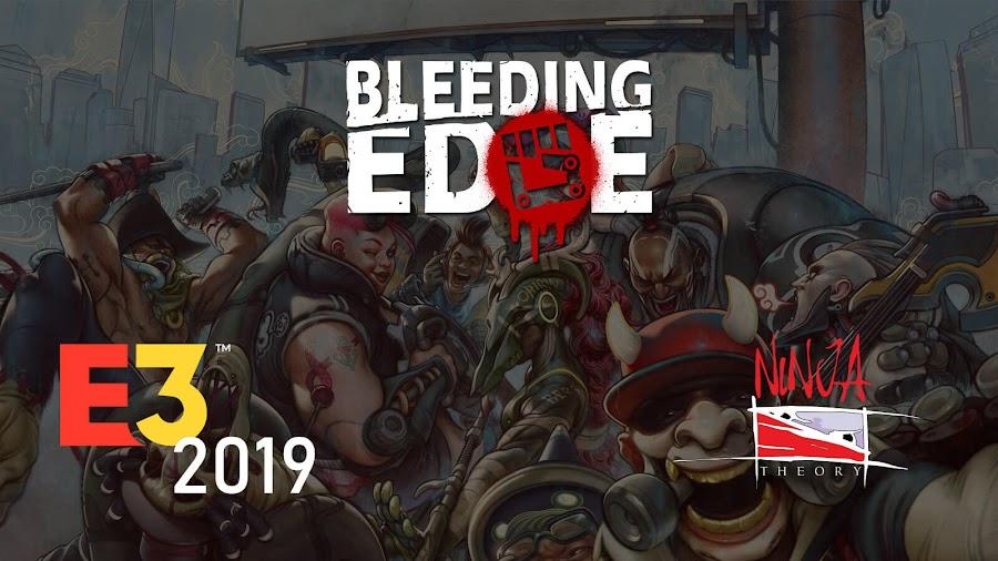 bleeding edge ninja theory xbox game studios pc xb1 game pass e3 2019