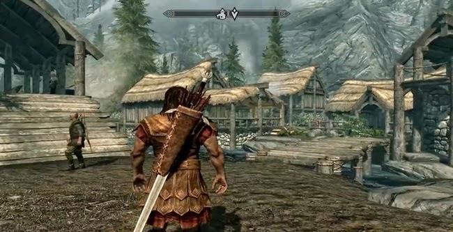 تحميل لعبة skyrim كاملة