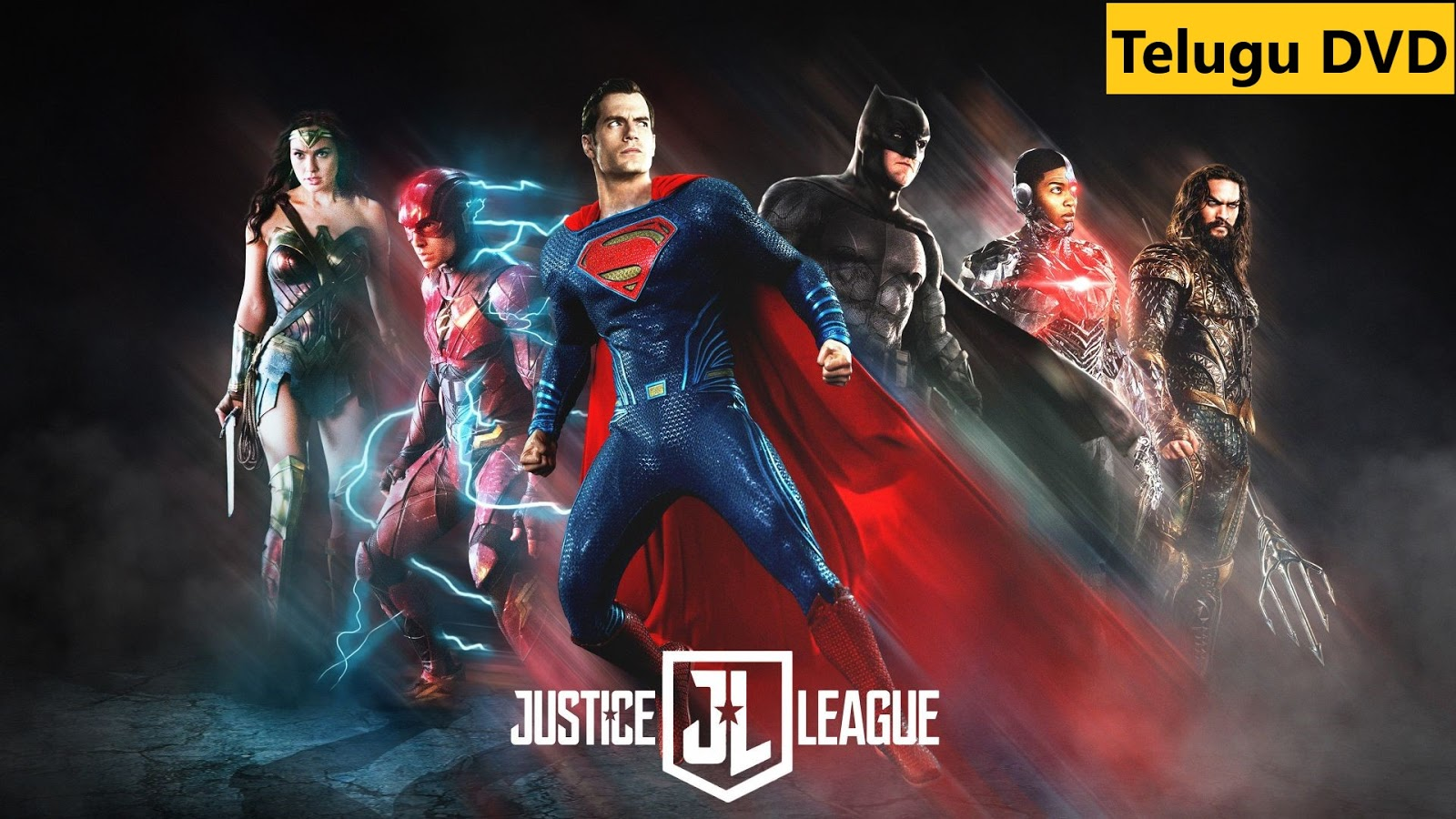 Officially confirmed: The Snyder Cut from the Justice League is coming!