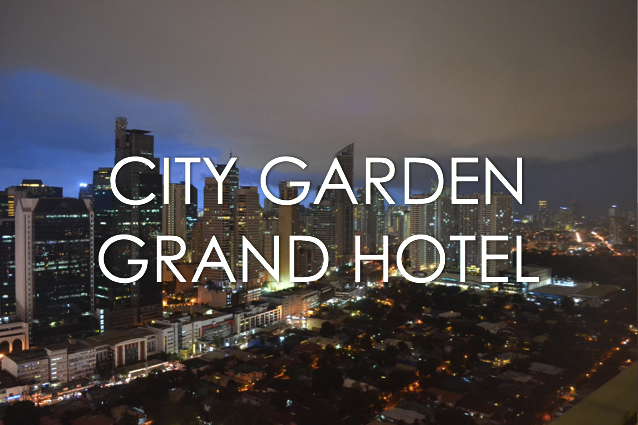 The Wander Dan Beyond Itineraries City Garden Grand Hotel