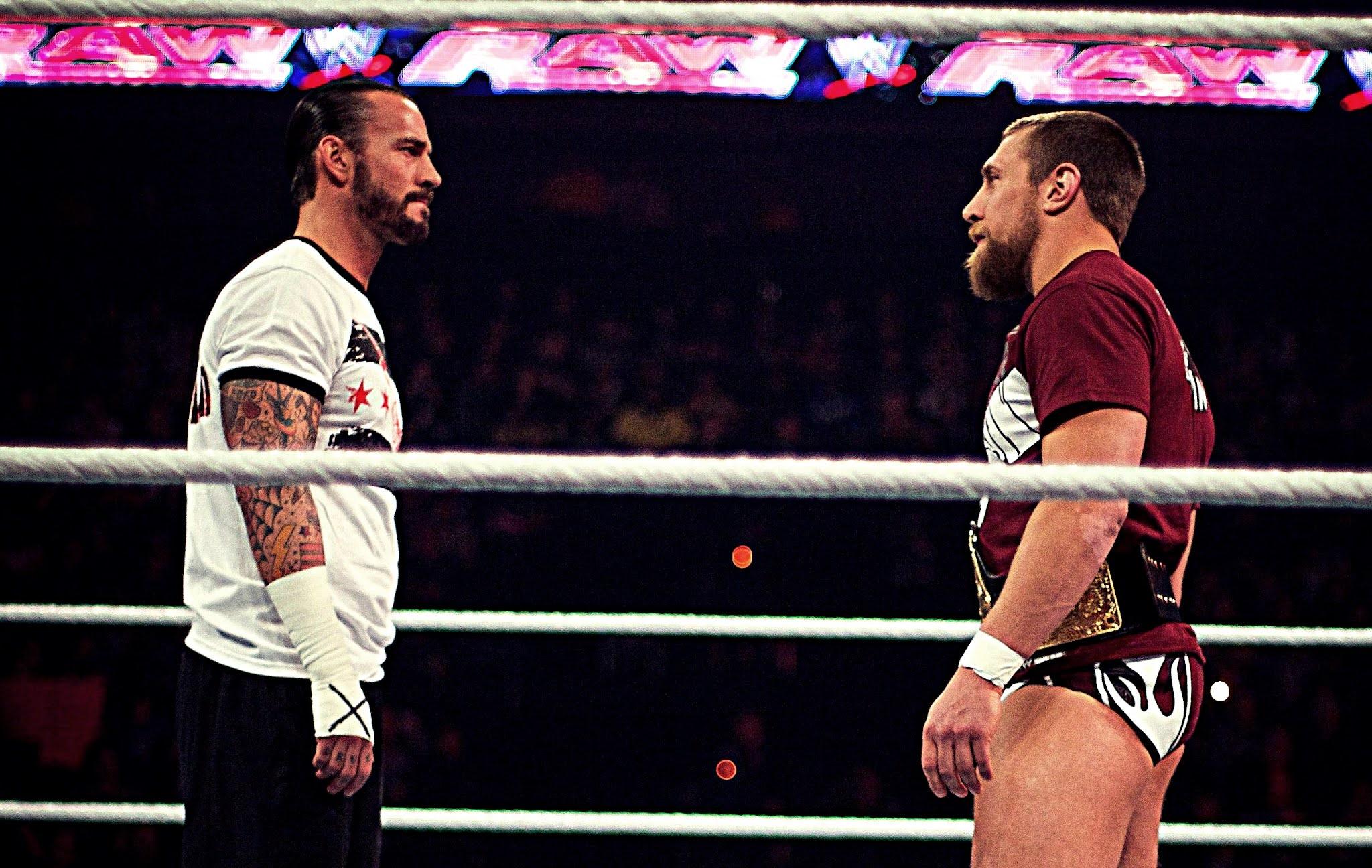 Daniel Bryan és CM Punk aláírt az AEW-hoz?