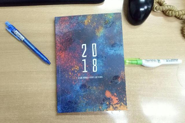 Book Planner Muslimah 2018