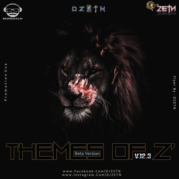 Themes OF Z - V12.3 [Beta Version] - DJ ZETN