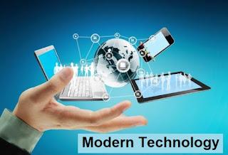 modern tech