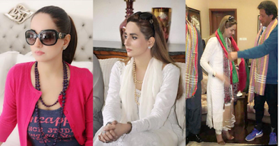 Fashion designer Aiesha Varsey joins Pakistan Tehreek-i-Insaf (PTI)