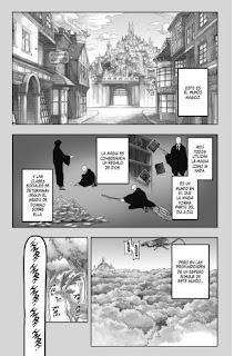 Reseña de MASHLE de Hajime Komoto, Norma Editorial.