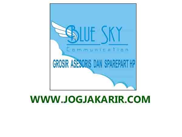 Loker Jogja Terbaru Lulusan Sma Smk Di Bluesky Communication Portal Info Lowongan Kerja Jogja Yogyakarta 2021