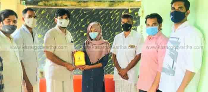 Kasaragod, News, Kerala, Fathima Mushrifa, Bendichal, Community, Fathima Mushrifa appreciated by Bendichal community.